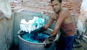 Rafiqubhai the Dyer
