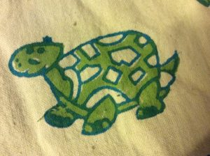 child's tortoise shirt