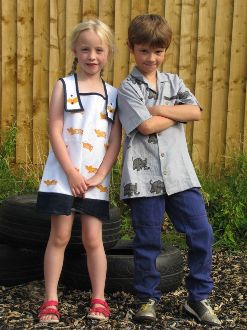 Ethical and Organic Children's Clothing