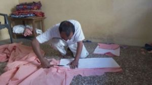 organic pink shirt from Where Does It Come From? ethical clothes and traceable too