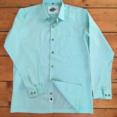 aqua organic shirt