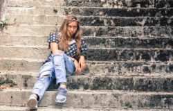 jeans with a high waste wheredoesitcomefrom.co.uk ethical clothing uk