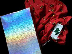 christmas scarf gift box christmas gift box