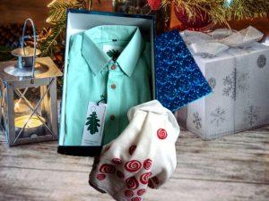 ethical christmas gift box