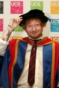 ed sheeran and crowdfunding