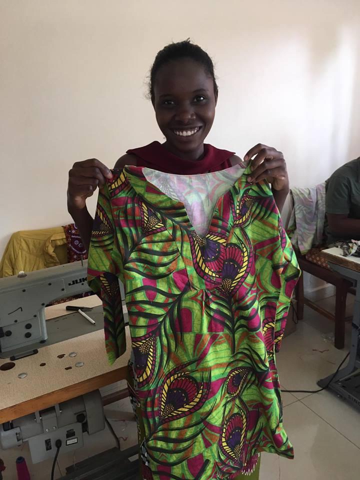 african tunic
