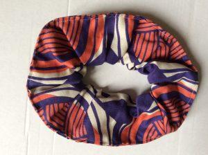 African hair scrunchie