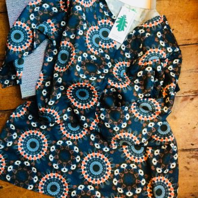 African tunic in a box size guidance