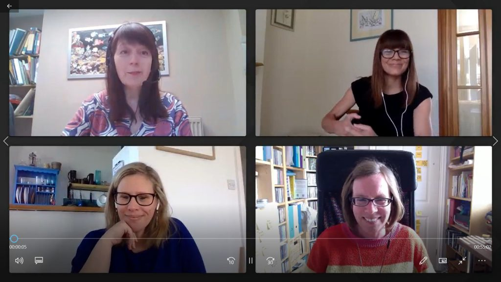 Online conference Ethical Brands for Fashion Revolution 2020