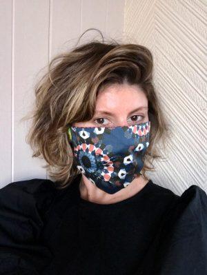 african organic face mask
