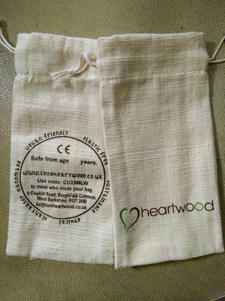 handwoven khadi bags for Love Heartwood - Where Does It Come From? 2020 Annual Report